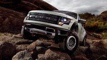 2013 Ford F-150 SVT Raptor introduced