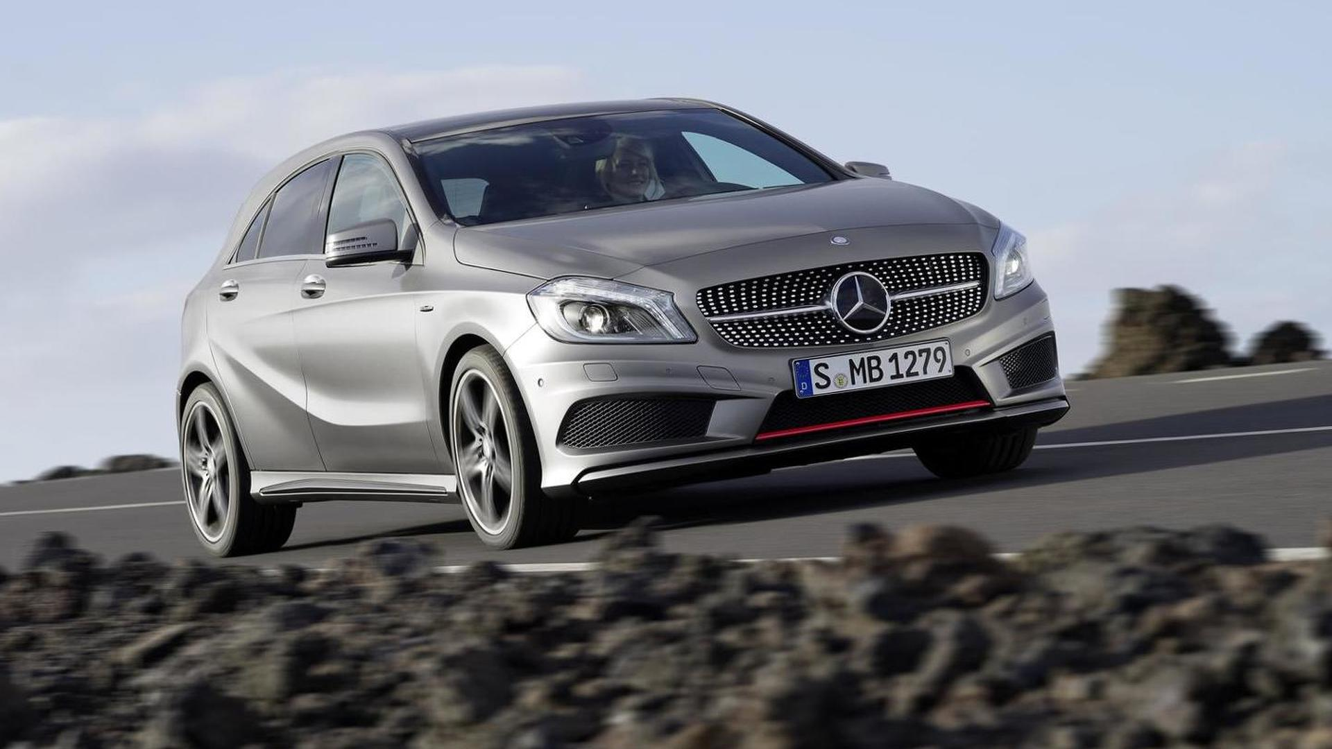 Investors wary over Mercedes downmarket push - report