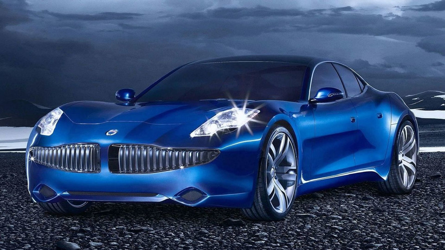 Fisker Karma Will be Made in Finland