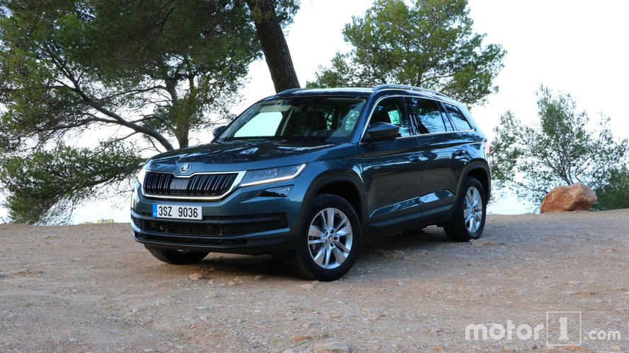 2017 skoda kodiaq first drive our french friends get a first taste