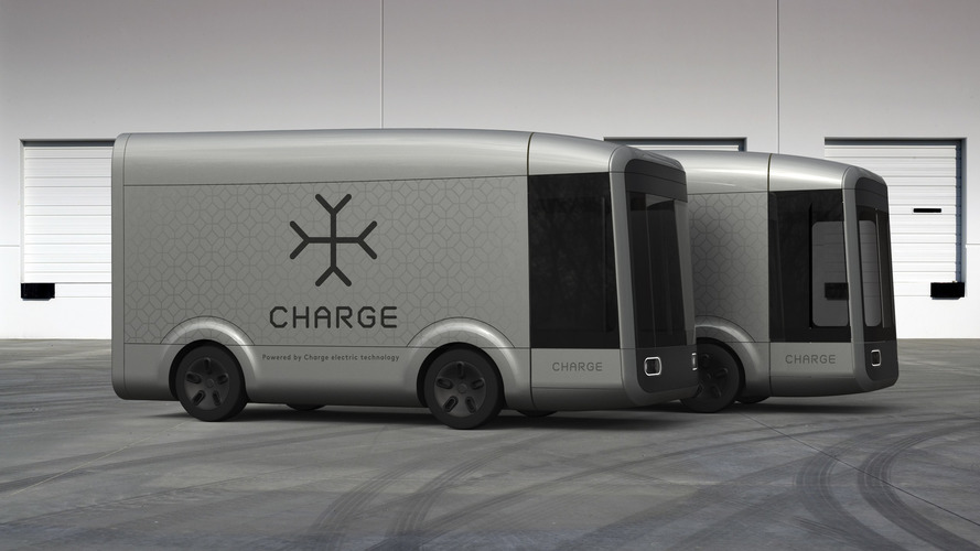 2017 Charge electric truck with driverless tech aims to be a game changer