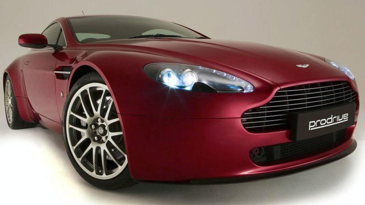 Aston Martin V8 Vantage