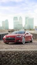 Tesla Model S 13.11.2013