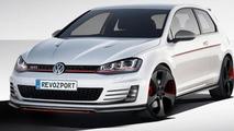 Volkswagen Golf VII GTI gets aero and performance tuning by RevoZport