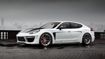 TopCar updates Porsche Panamera Stingray GTR kit with new aero package
