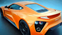 Zenvo ST1 on Top Gear