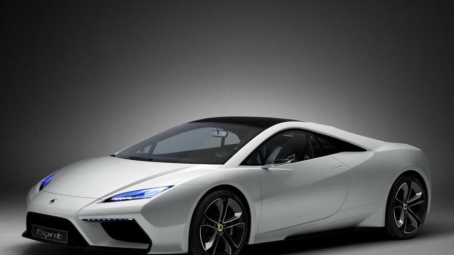 Lotus CEO confirms the Esprit is dead