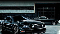 Previous generation Ford Mustang receives V8 GT Coupe The Black special edition in Japan