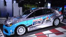 2015 Subaru WRX STI (Rallycross-spec) at 2014 New York Auto Show