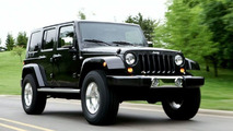 Jeep Wrangler Ultimate with 392 HEMI