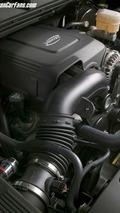 2007 Cadillac Escalade Cut Out