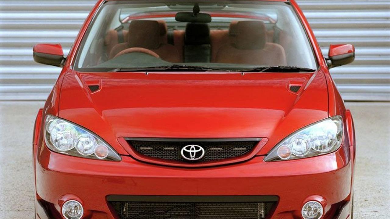 Toyota Camry TS-01
