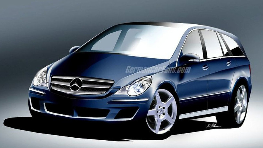 Mercedes-Benz R-Class Coming Soon
