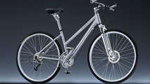 Fitness Bikes from Mercedes-Benz