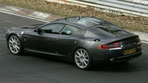 Aston Martin Rapide Spy Video