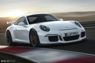 Porsche 911 GT3 RS Hitting Showrooms Next Year