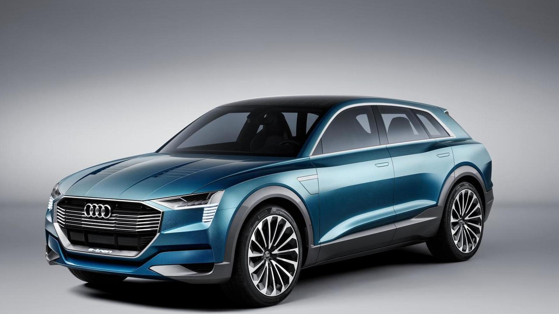 Audi Q6 to be assembled in Belgium, says report