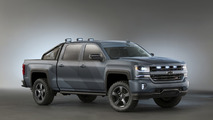 Chevrolet introduces military-inspired Silverado Special Ops concept at SEMA