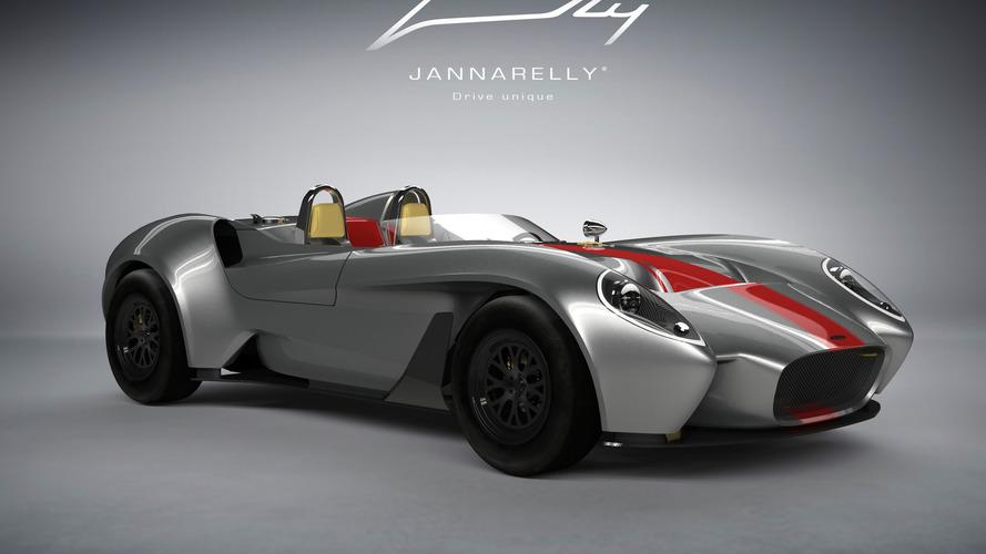 Lykan HyperSport designer reveals new roadster (25 photos)