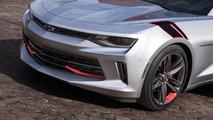 Chevrolet Camaro Red Line Series concept