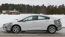 2017 Opel Ampera spy photo