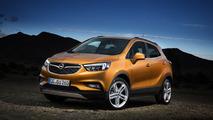 Opel Mokka X brings sharper design, LED headlights