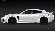 Onyx Concept Porsche Panamera Onyx GST Edition 19.11.2012