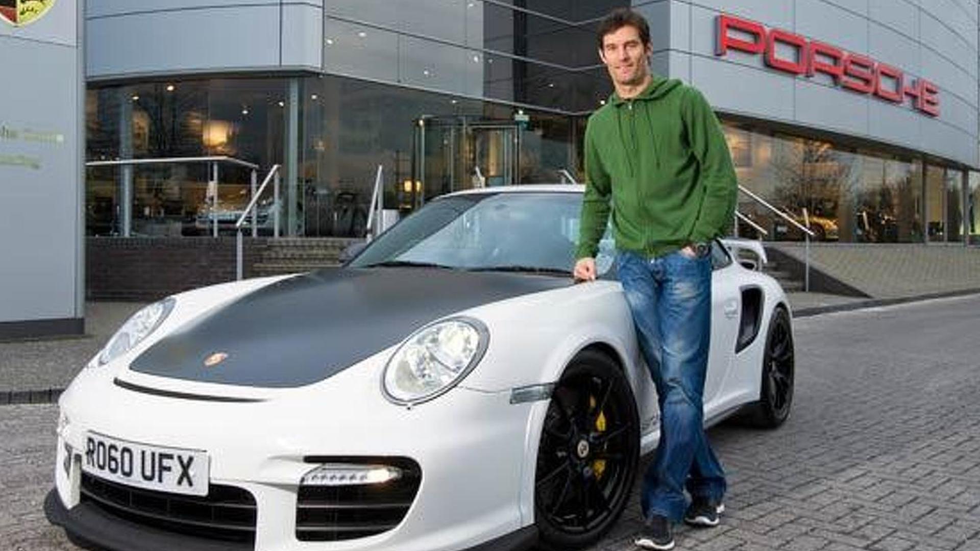 Webber signs five-year Porsche deal - report