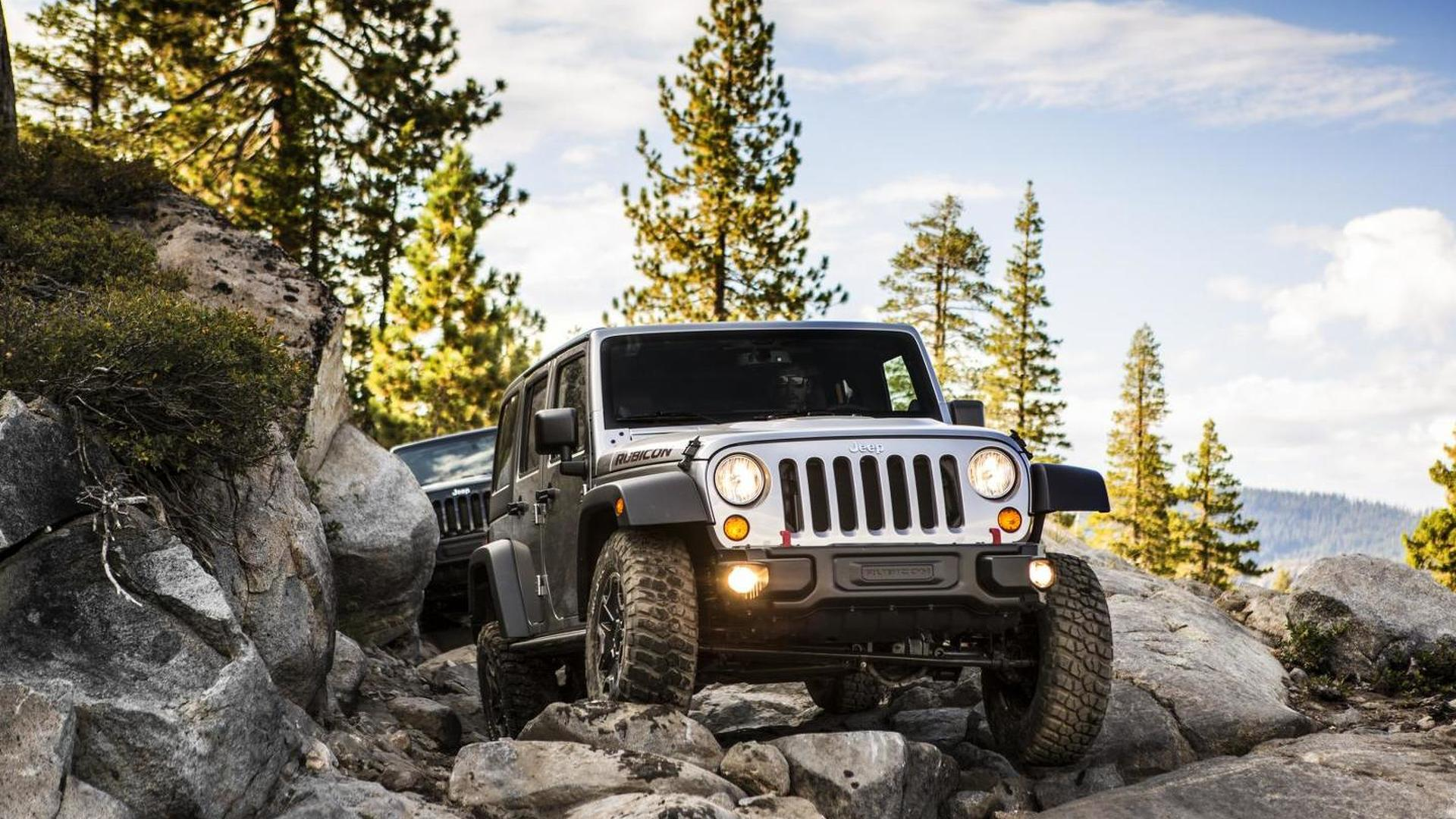Jeep Wrangler Rubicon 10th Anniversary Edition announced