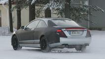 Next Generation C216 Mercedes CL AMG Spy Photos