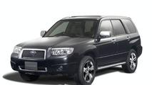 Subaru Forester Edge