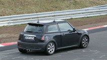 New MINI Cooper S Spy Photos