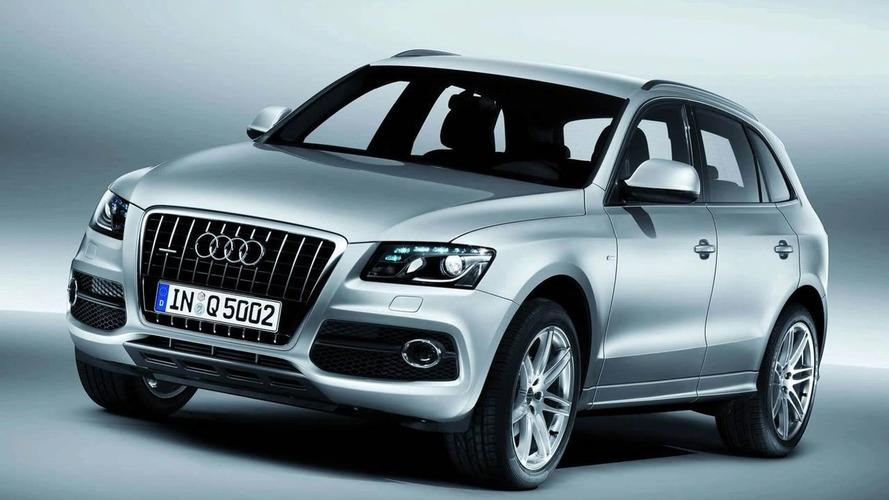 Audi Q5 S Line Revealed