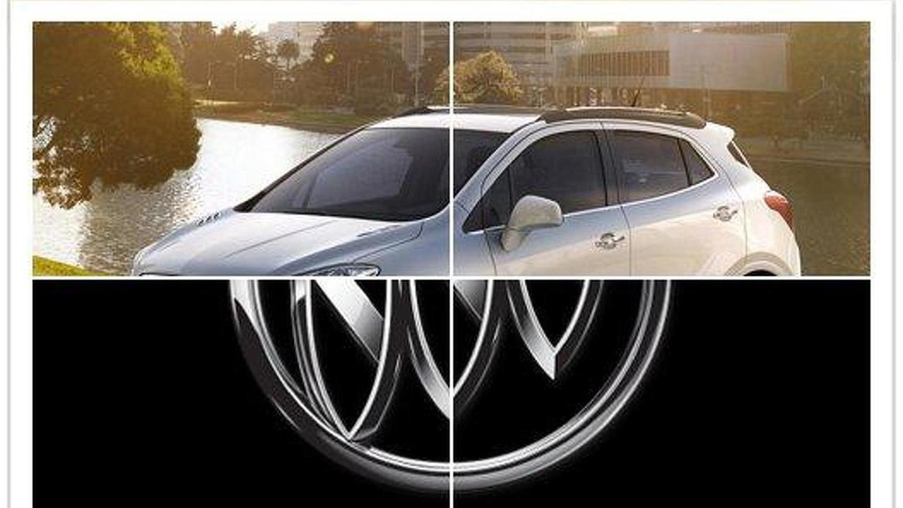Buick Encore teaser no.3, 528, 28.12.2011