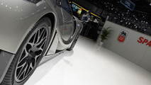 GTA Spano production version at 2012 Geneva Motor Show