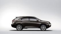2013 Lexus RX 350 06.3.2012