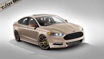 Tjin Edition Ford Fusion 11.10.2012
