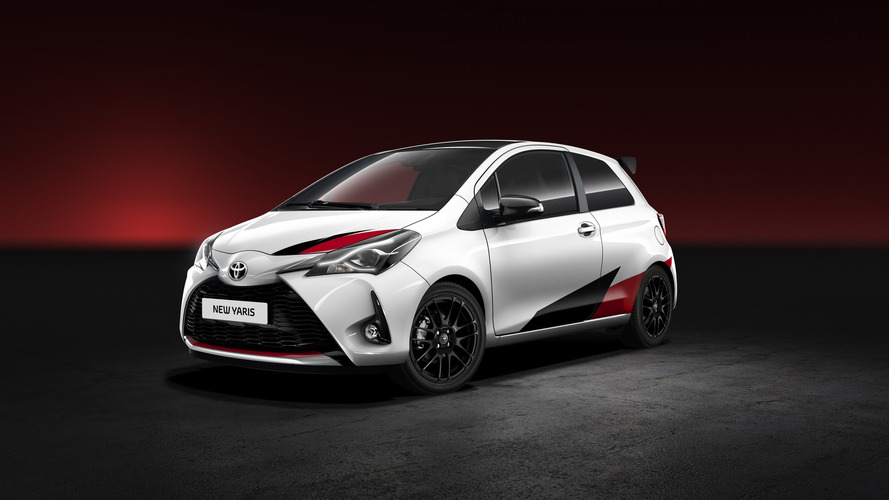Toyota Yaris GRMN gets supercharged 1.8-liter engine