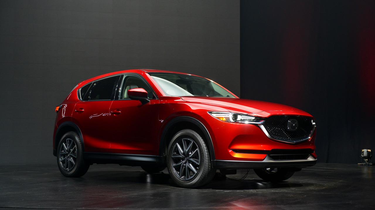 New Mazda Cx 5 To Finally Get Diesel Engine In The U S