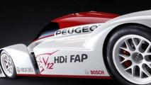 Peugeot 908 V12 HDi DPFS