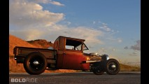Ford Model A by Wrecked Metals