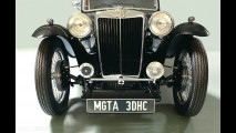 MG TA Drophead Coupe