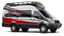 Ford Vegas Off-Road Experience Transit