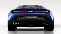 Lamborghini details Asterion's hybrid system [video]