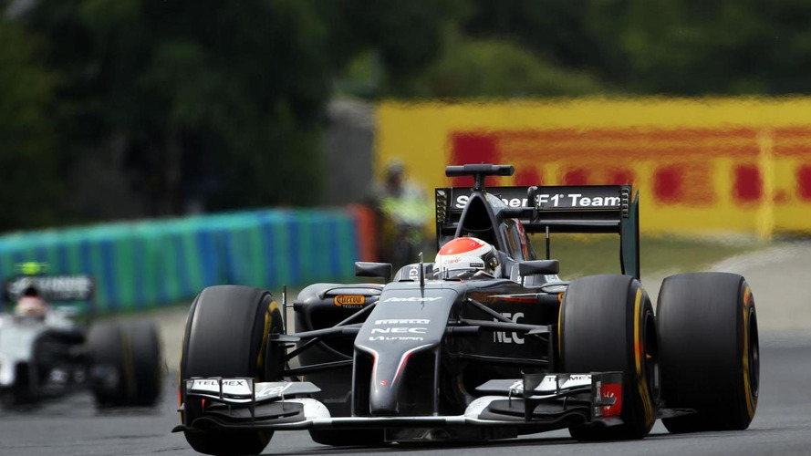 Sauber points at Ferrari amid 2014 crisis