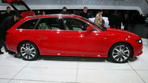 Audi A4 Avant Debuts in Geneva