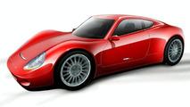 Melkus RS2000 Rendering