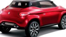 Suzuki Crosshiker concept 29.10.2013
