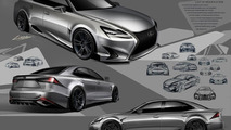 Lexus IS design challenge winners announced