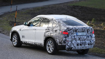 2015 BMW X4 spy photo